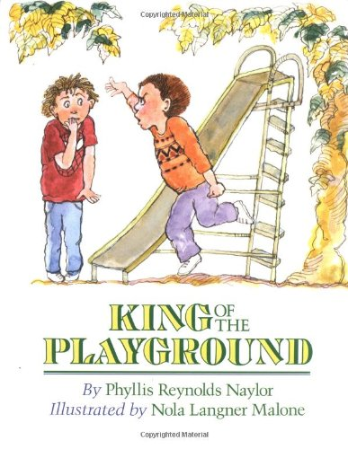 9780689718021: The King of the Playground