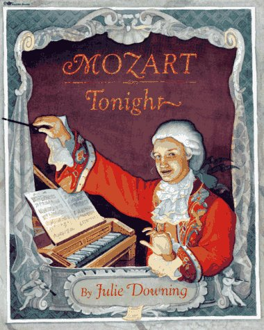 9780689718083: MOZART TONIGHT