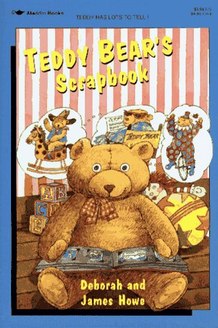 9780689718120: Teddy Bear'S Scrapbook