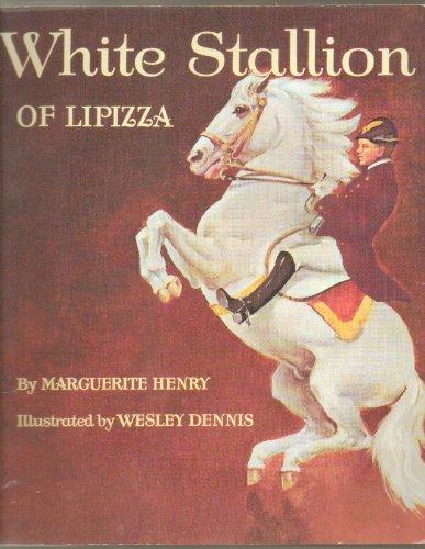 9780689718243: The White Stallion of Lipizza