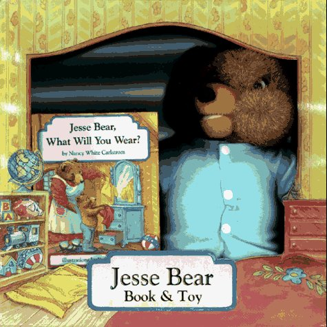 9780689718458: Jesse Bear, What Will You Wear?