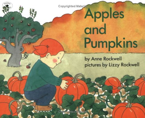 9780689718618: Apples and Pumpkins