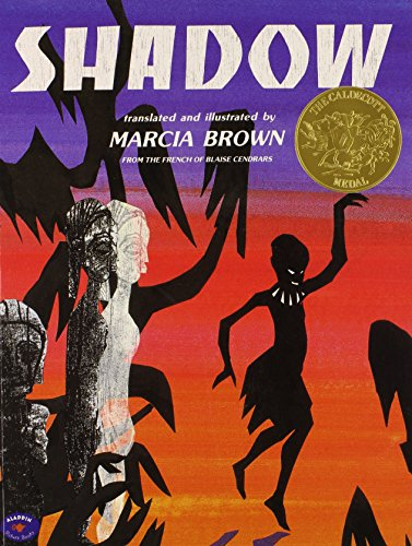 9780689718755: Shadow (From the French of Blaise Cendrars)