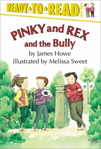 9780689800214: Pinky and Rex and the Bully (Pinky & Rex)