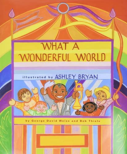 9780689800870: What a Wonderful World (Jean Karl Books)