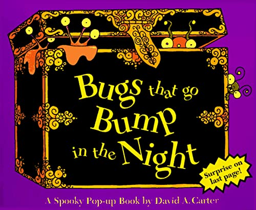 9780689801204: Bugs That Go Bump in the Night