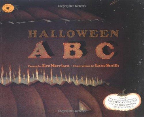 9780689801983: Halloween ABC
