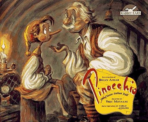 Pinocchio (9780689802300) by Collodi, Carlo; Metaxas, Eric; Ajhar, Brian