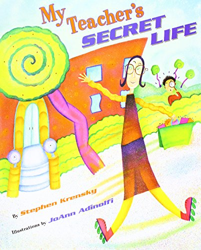 9780689802713: My Teacher's Secret Life