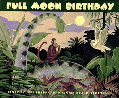 Full Moon Birthday: Sheppard, Jeff; Pictures