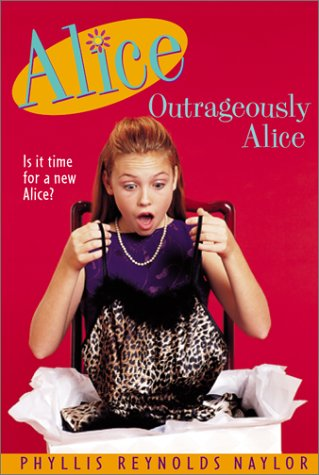 9780689803543: Outrageously Alice