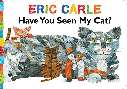 9780689803789: Have You Seen My Cat? (World of Eric Carle)