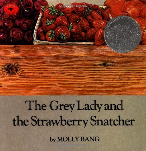 9780689803819: The Grey Lady and the Strawberry Snatcher