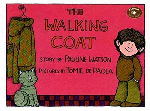 9780689804205: The Walking Coat