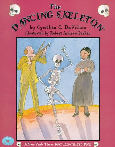 9780689804533: The Dancing Skeleton (Aladdin Picture Books)
