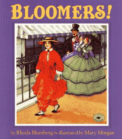 9780689804557: Bloomers! (Aladdin Picture Books)