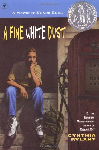 9780689804625: A Fine White Dust (Aladdin Fiction)