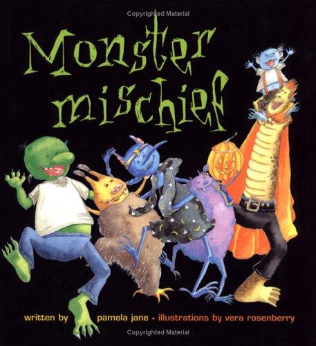 9780689804717: Monster Mischief