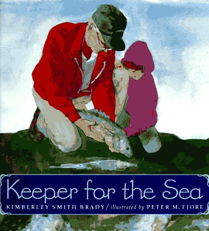 9780689804724: Keeper for the Sea