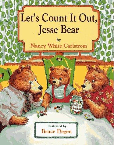 9780689804786: Let's Count It Out, Jesse Bear