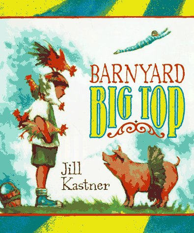 9780689804847: Barnyard Big Top