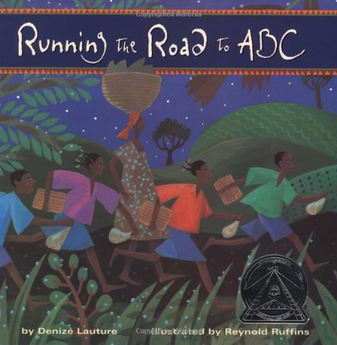 Running the Road to ABC: Lauture, Denize