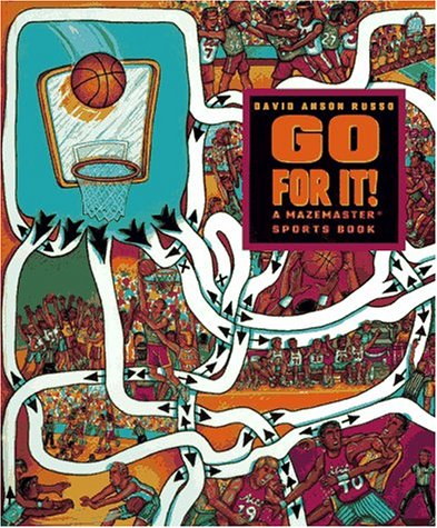 9780689805165: Go for It!: A Mazemaster Sports Book
