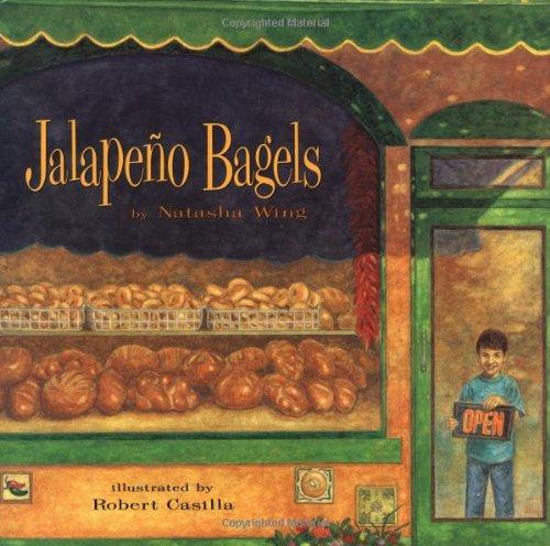 9780689805301: Jalapeno Bagels