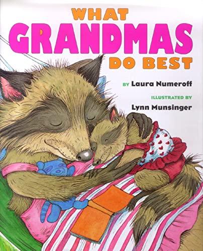 9780689805523: What Grandmas Do Best What Grandpas Do Best