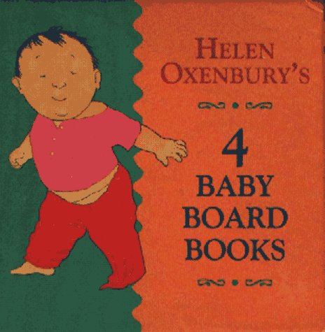 9780689806087: Helen Oxenbury 4 Baby Board Books (Boxed Set) (Oxenbury Board Books)