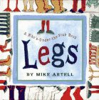 9780689806216: Legs: A Who'S-Under-The-Flap Book