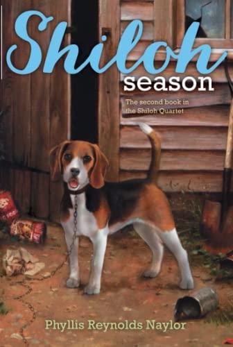 9780689806469: Shiloh Season