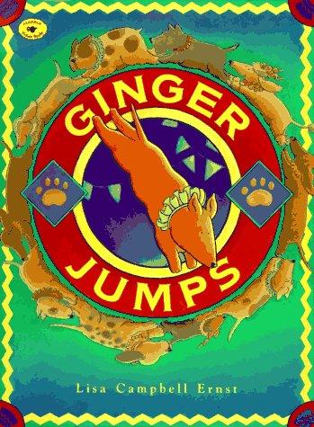 9780689806520: Ginger Jumps