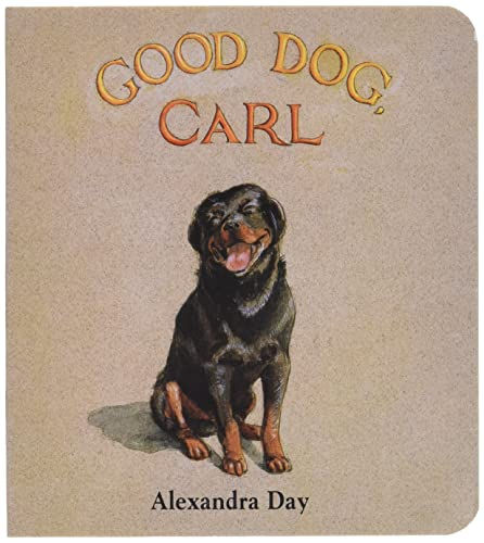 9780689807480: Good Dog, Carl : A Classic Board Book