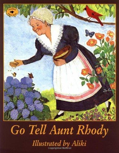 9780689807657: Go Tell Aunt Rhody