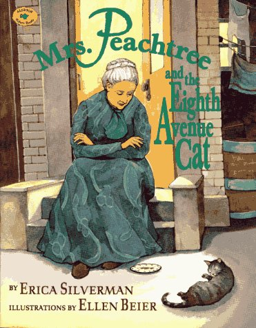 9780689807671: Mrs. Peachtree and the Eighth Avenue Cat (Aladdin Picture Books)