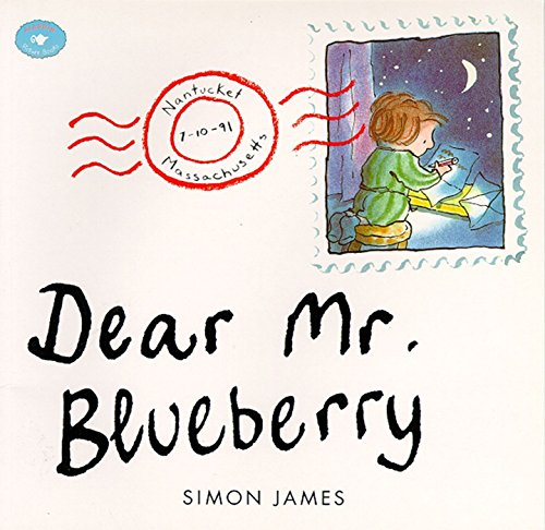 9780689807688: Dear Mr. Blueberry (Aladdin Picture Books)