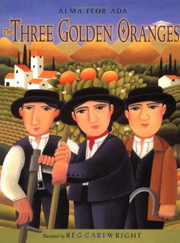 9780689807756: The Three Golden Oranges
