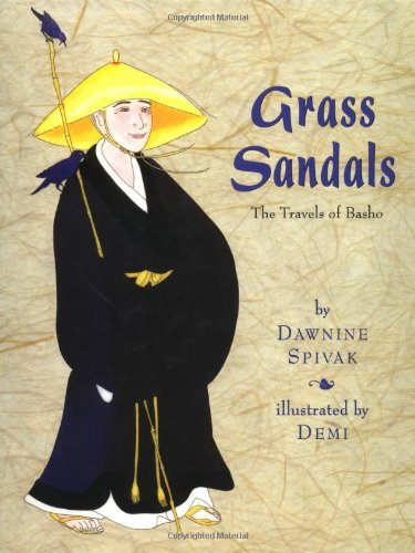 9780689807763: Grass Sandals : The Travels of Basho