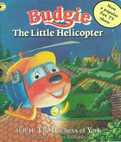9780689808166: BUDGIE THE LITTLE HELICOPTER (Aladdin Picture Books)