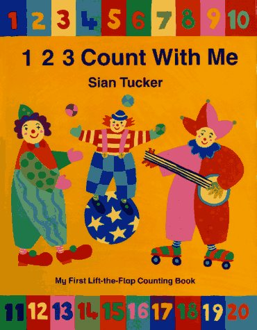 1 2 3 Count With Me: Sian Tucker