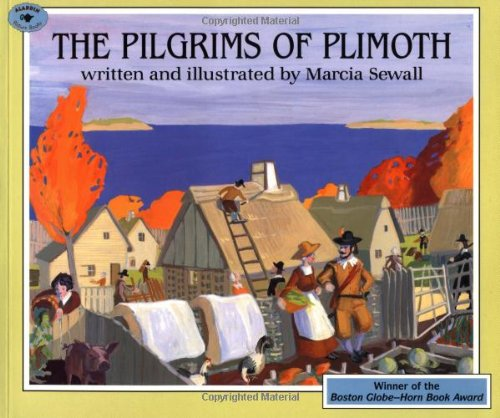 9780689808616: The Pilgrims of Plimoth (Aladdin Picture Books)