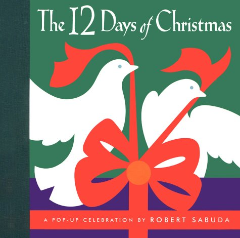9780689808654: The Twelve Days of Christmas : A Pop-Up Celebration