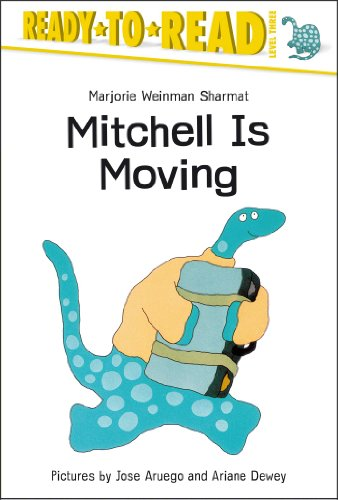 9780689808753: Mitchell Is Moving (Ready-to-Reads)