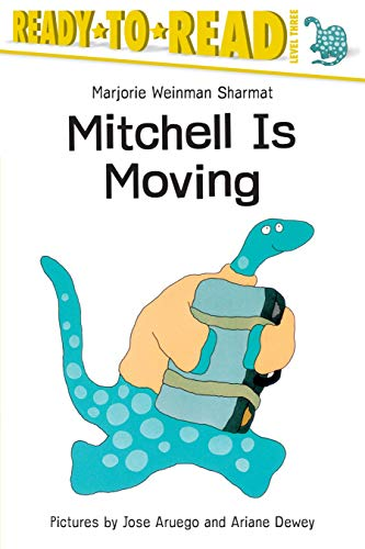 9780689808760: Mitchell Is Moving: Ready -To-Read Level 3 (Paper) (Ready-to-Reads)