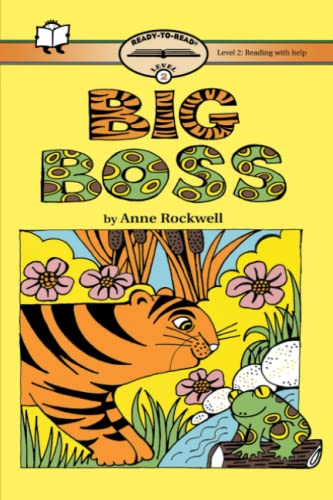 9780689808845: Big Boss (Ready-to-Reads)