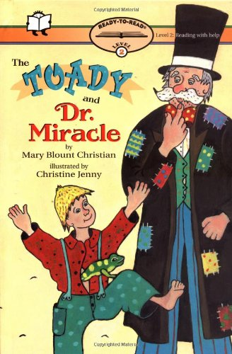 9780689808906: The Toady and Dr. Miracle (Ready-To-Read)