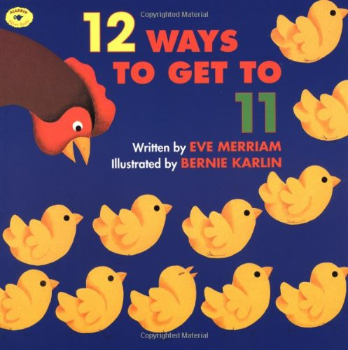 9780689808920: 12 Ways to Get to 11 (Aladdin Picture Books)