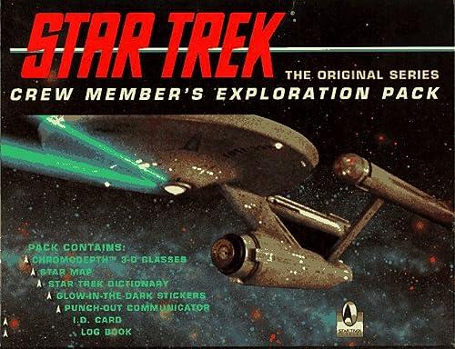 9780689809064: STAR TREK CREW MEMBER'S EXPLORATION PACK