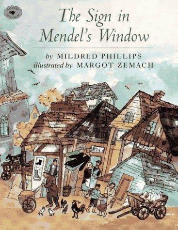 9780689809798: Sign in Mendel's Window (Aladdin Picture Books)